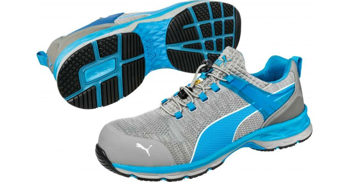 Védőcipők 642650 Puma Munkavédelmi cipő S3 HRO