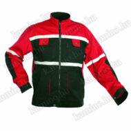 TAYRA piros kabát