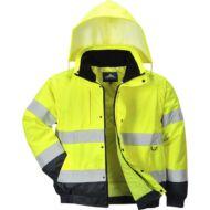 C468 Hi-Vis 2 az 1-ben kabát
