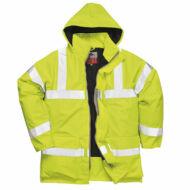 S778 Antisztatikus és lángálló kabát