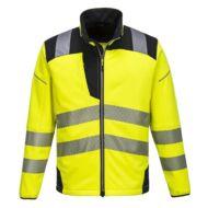 T402YB-OB Vision Hi-Vis softshell kabát