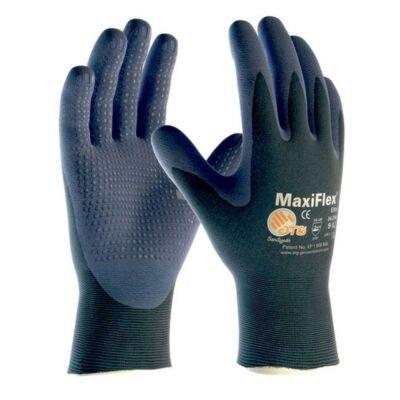 34-244 ATG MaxiFlex Elite pontozott védőkesztyű