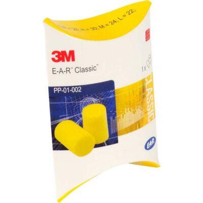 3M EAR CLASSIC PP-01-002 EAR FÜLDUGÓ PILLOWPACK