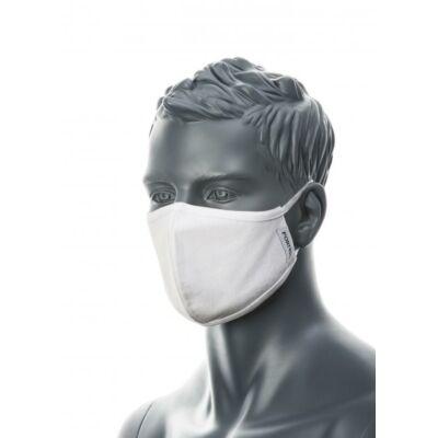 CV22 - 2 rétegű anti-mikrobiális textil arcmaszk