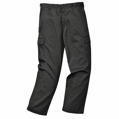 C701BKR Combat nadrág fekete