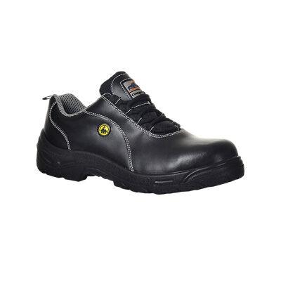 FC02 Compositelite ESD félcipő, bőr felsőrésszel, S1