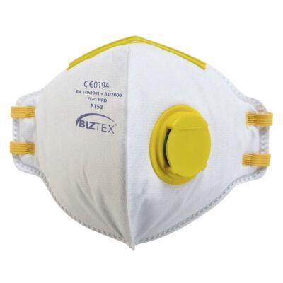 P153WHR FFP1 szelepes Dolomit légzésvédő maszk