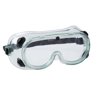 PS21CLR Portwest vegyi védőszemüveg Goggle
