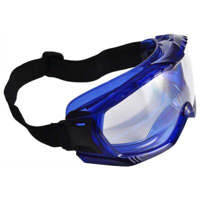 PW25CLR Ultra Vista védőszemüveg - szellőzőnyílások nélkül