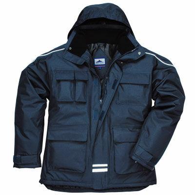 S563 Ripstop sokzsebes kabát
