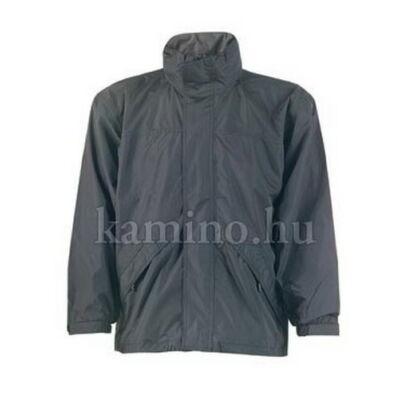 SWEEPER FEKETE ÁTMENETI SZELLŐZŐ - Átmeneti kabátok 81a470ef9b