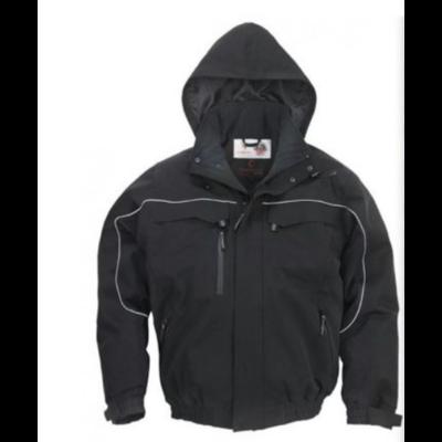 TAO fekete dzseki