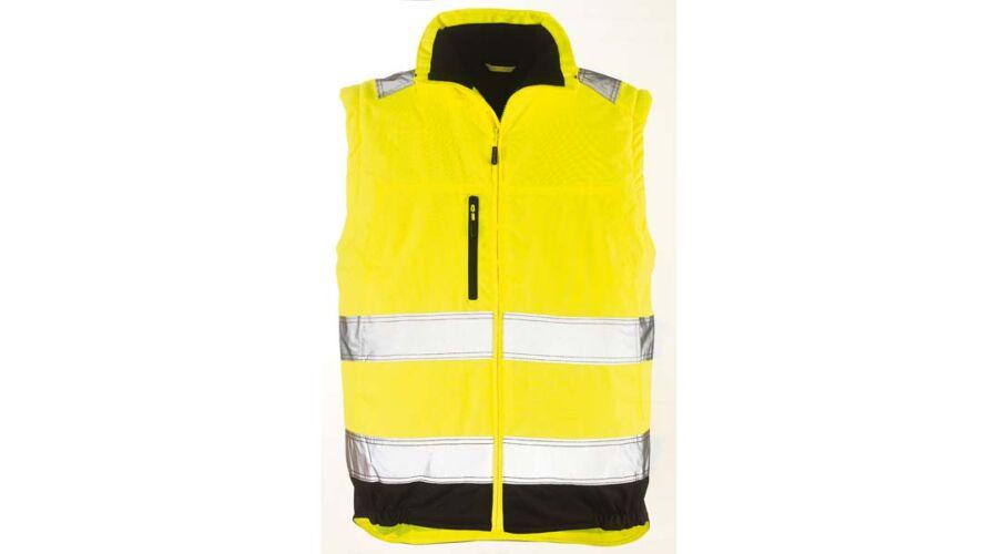 cdae682896 HI-WAY 2/1 PE KABÁT SÁRGA - Több funkciós kabátok
