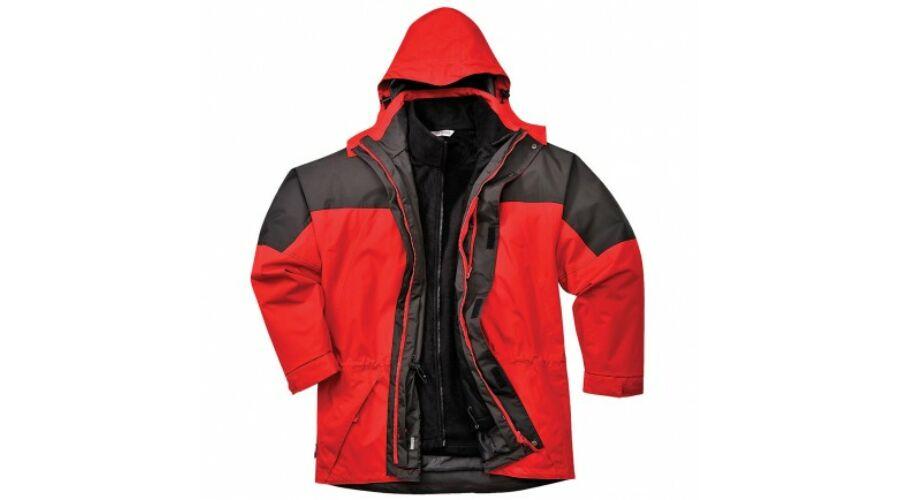 ef9f649e25 S570 Aviemore 3az1-ben férfi dzseki - Több funkciós kabátok